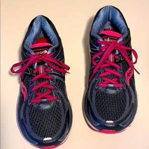 Saucony women's echelon 5 running shoes size 7.5